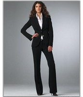 Woman Suit Up Too!