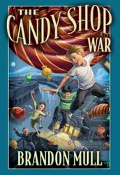Candy Shop War By Brandon Mull
