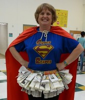 Wendy Howk, Canyon Ridge Librarian