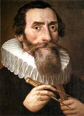 About Johannes Kepler