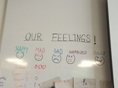 Label emotions