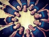 SWV volleyball team