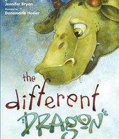 The Different Dragon by Jennifer Bryan