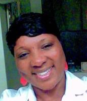 Minister Cynthia Thompson