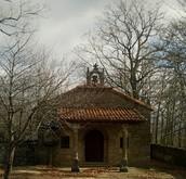 La ermita de las majadas viejas