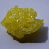 Common Physical Properties of Sulfur