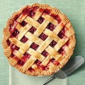 El pastel de manzana