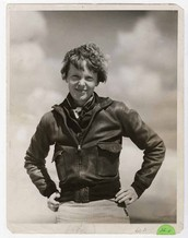 Who is Amelia Earhart?