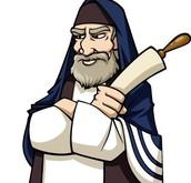 Angry Pharisee