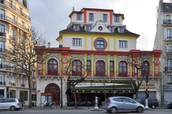 Bataclan Hall-Auditorim