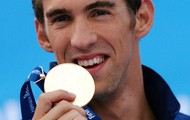 Michael Phelps Gold Medal
