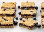 Blueberry Oatmeal Squares(25mins)