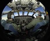 A pilots responsibility.