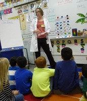 Experiment with Mrs. Lovette's class