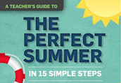 15 Steps to a Great Summer Vacation for Teachers