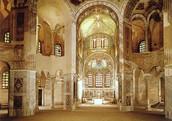 "A preach place of the ""Hagia Sophia"""