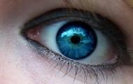 """blue irises mirrored me"" (9)"