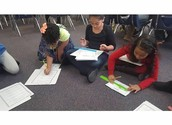 Small Group Finding the Difference Problems