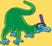 Searchasaurus