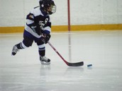 First Time Playing Ice Hockey