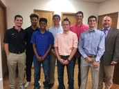 Basketball Team Recognized