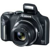 2nd prize - Canon PowerShot SX170 IS