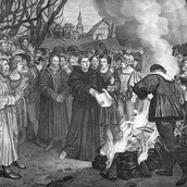 Burning Of Religious Items