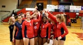 BJHS Volleyball This Week
