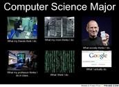 Major in Computer Science