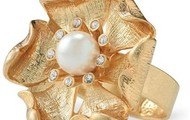 Charlotte Pearl Ring - SOLD