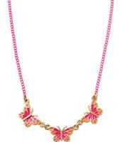 Mini Mariposa Necklace $11