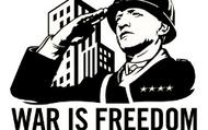 war is freedom