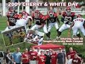 Cherry and White day