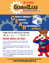 Mott Library Supports GEARup2READ 2016