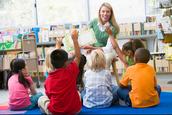 #1 Kindergarten Teacher