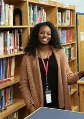 Welcome Ms. Tiffany Howe - Library Assistant!