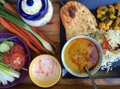 Pepreka Cooking Classes -10am-11:30 am January 10th, 17th & 31st