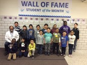 April Wall of Fame