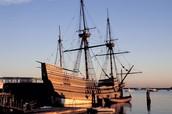 replaca of the Mayflower