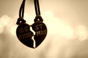 Losing a best friend