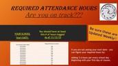 Attendance Checker!