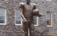 Ernie Davis Statue