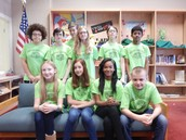RRMS Battle of the Books Team