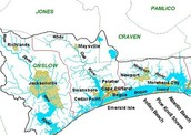 Map of the River