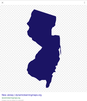 The shape of the garden state!?