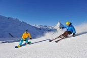 Clothing suitable for SnowSports
