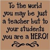 Great Teachers Don't Teach