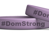 3.  #DomStrong Merchandise