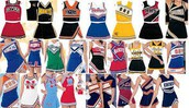 Cheerleader Uniforms !