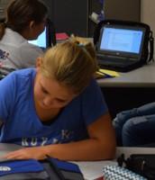 Working Hard In Social Studies